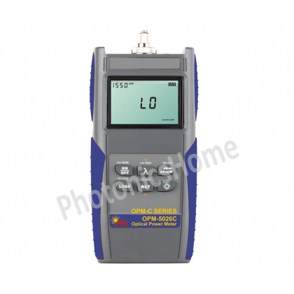 PH® Optical Power Meter C-Series, Storage, -50 to +26dBm, SC