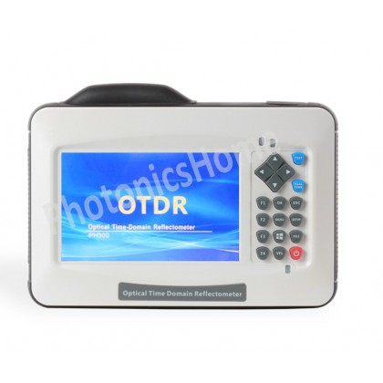 PH® OTDR 1310/1550nm (26/24dB), Included OPM and VFL, SC