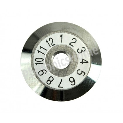 Cleaver Blade for Sumitomo Cleaver Model FC-6S/FC-6M/FC-7/FC-7S/FC-7M (Compatible Model)