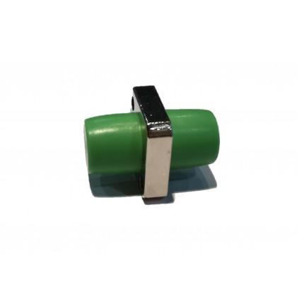 FC/PC Adaptor, SM, Simplex, Square Type, Ceramic Sleeve