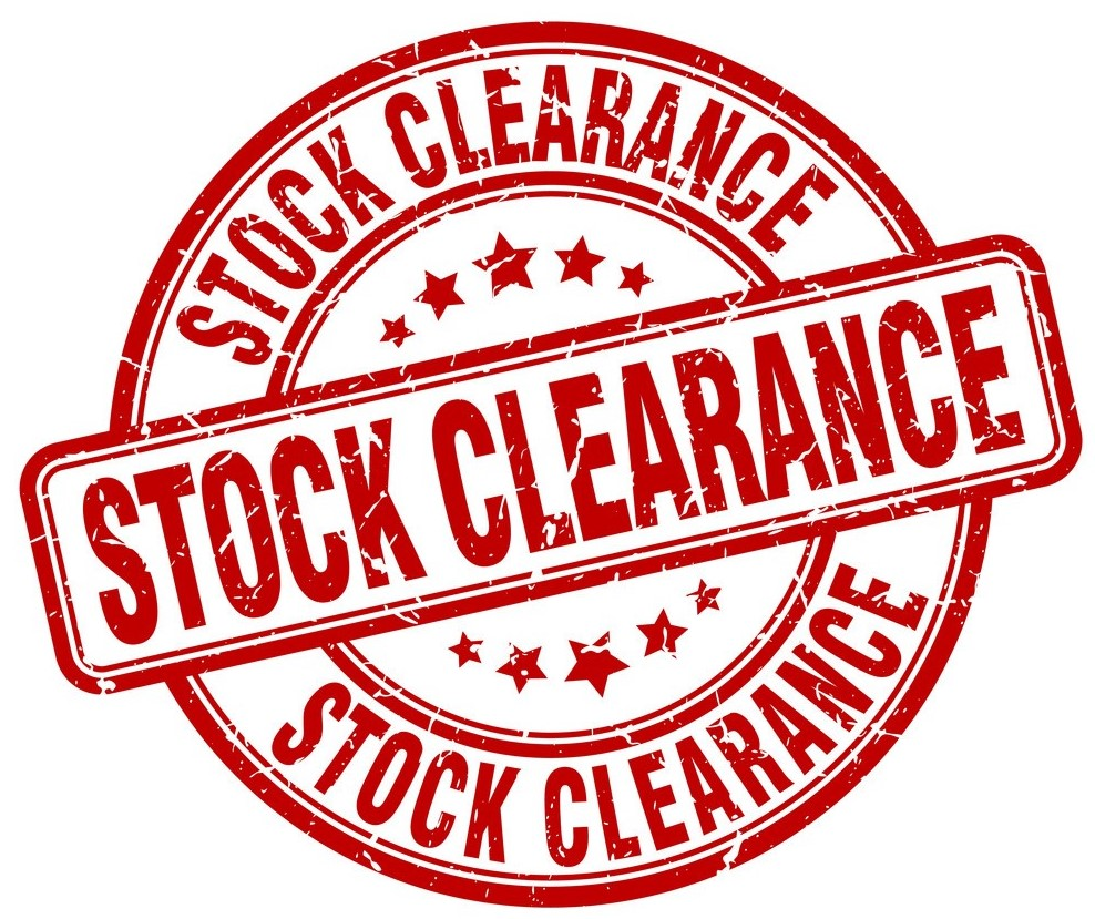 Clearance (Used Unit)